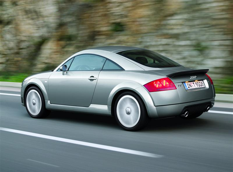 2004 Audi Tt Image Photo 11 Of 15
