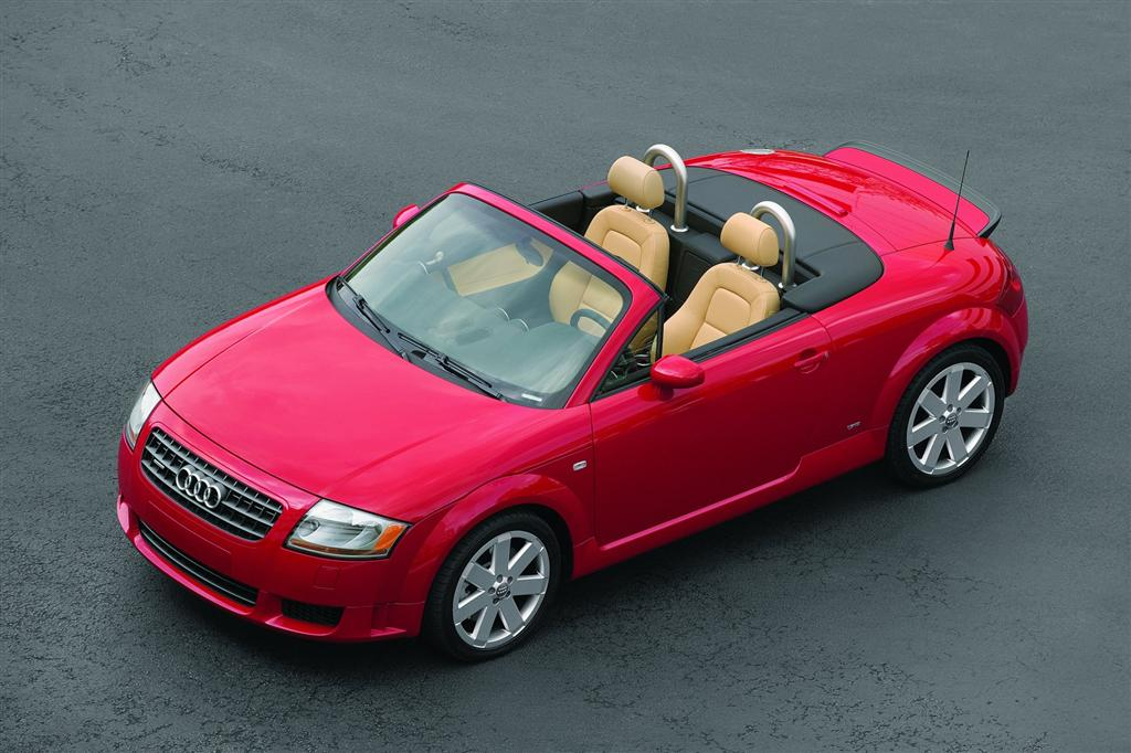 2006 Audi Tt Pictures History Value Research News