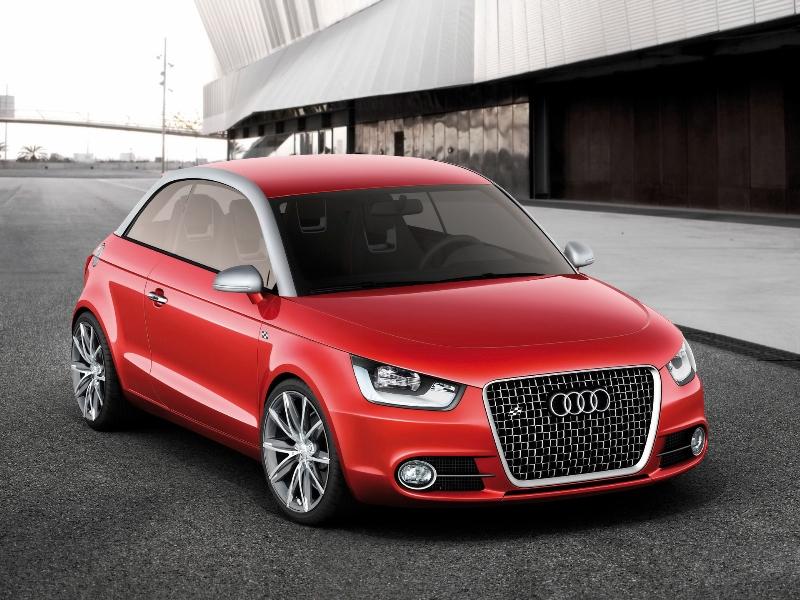 2007 Audi Metroproject Quattro