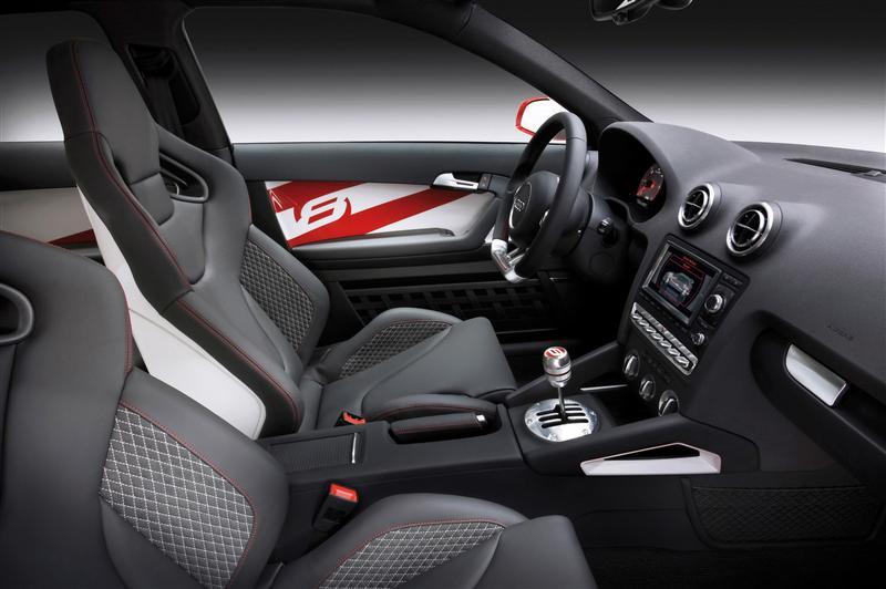 2008 Audi A3 TDI Clubsport Quattro