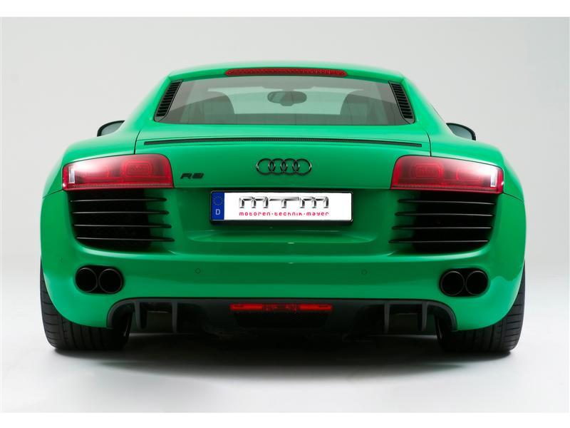 2009 MTM R8