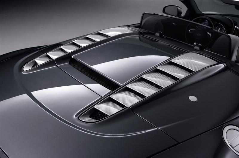 2010 ABT R8 Spyder