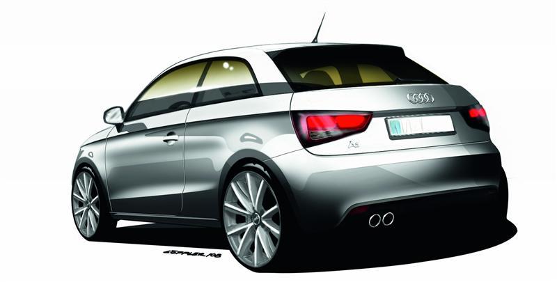 2010 Audi A1