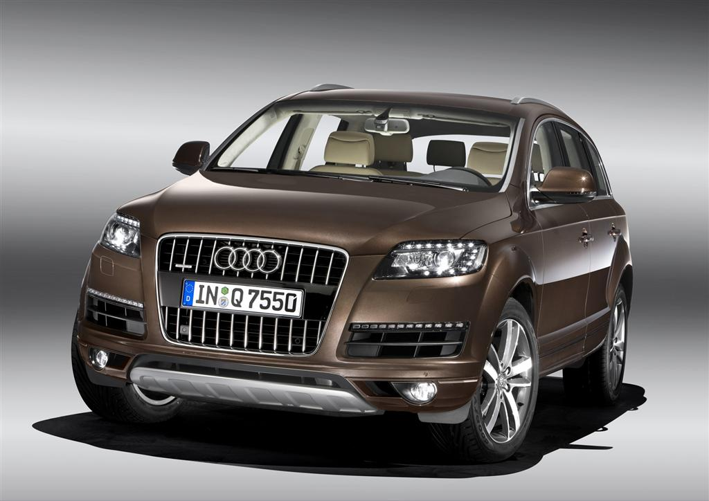 2010 Audi Q7 News And Information Conceptcarz Com