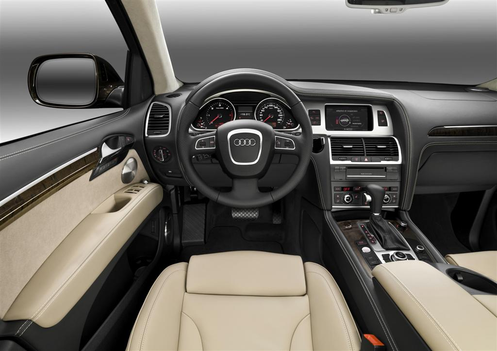 2010 Audi Q7 News and Information conceptcarzcom