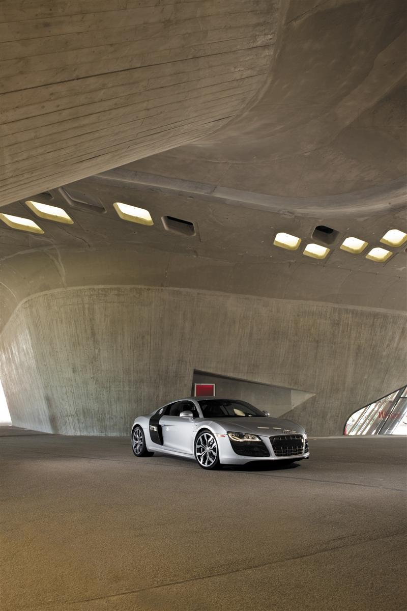 2010 Audi R8