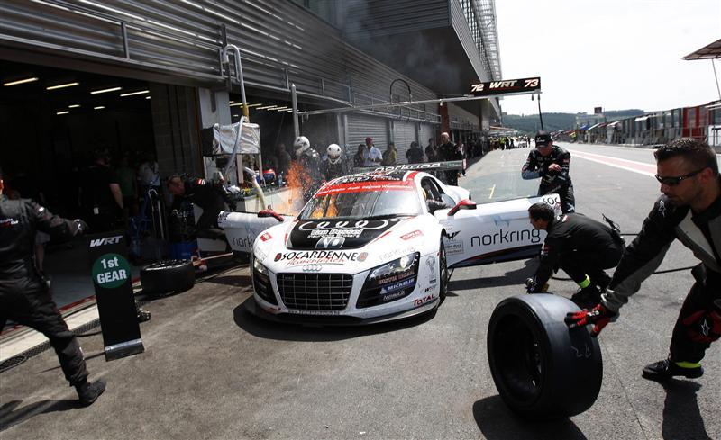 2010 Audi R8 LMS