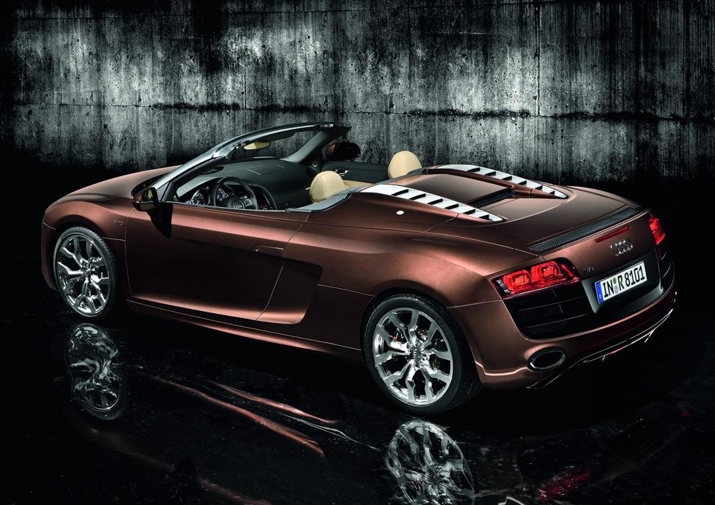 Auction Results And Sales Data For Audi R Spyder - Audi high end model