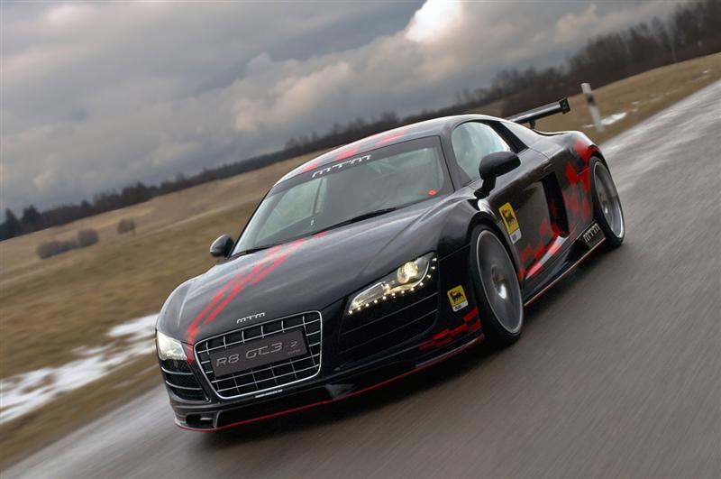 2010 MTM R8 GT3