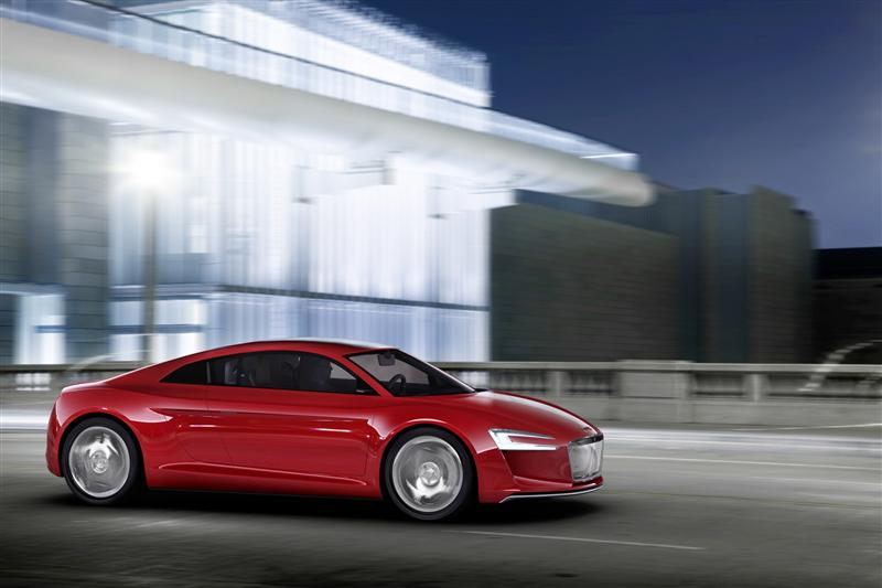 2010 Audi e-Tron Concept