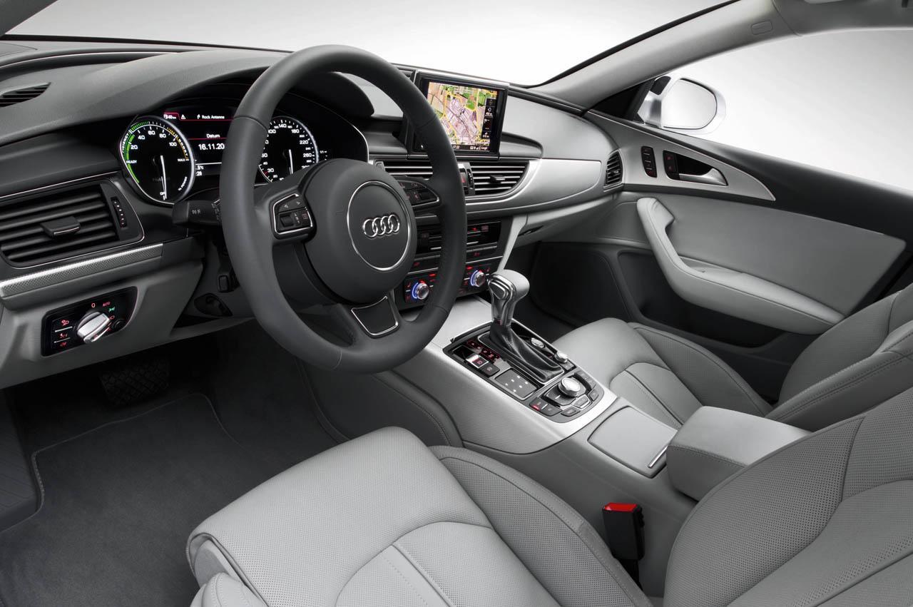 2011 Audi A6