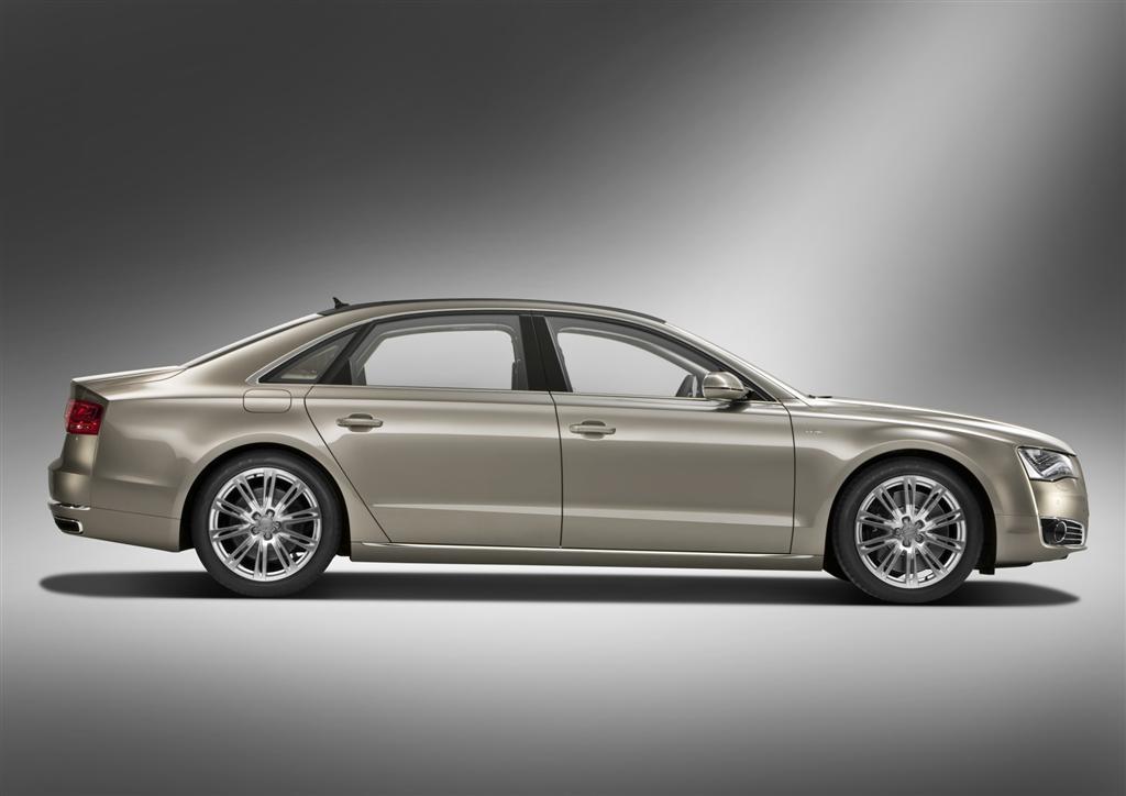 Audi A L Conceptcarzcom - Audi worldwide