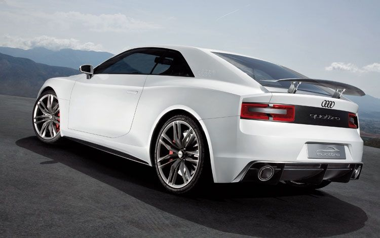 2010 Audi Quattro Concept Image Photo 36 Of 55