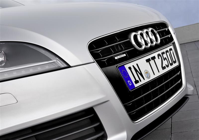 2011 Audi TT