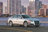 Audi A4 Monthly Vehicle Sales