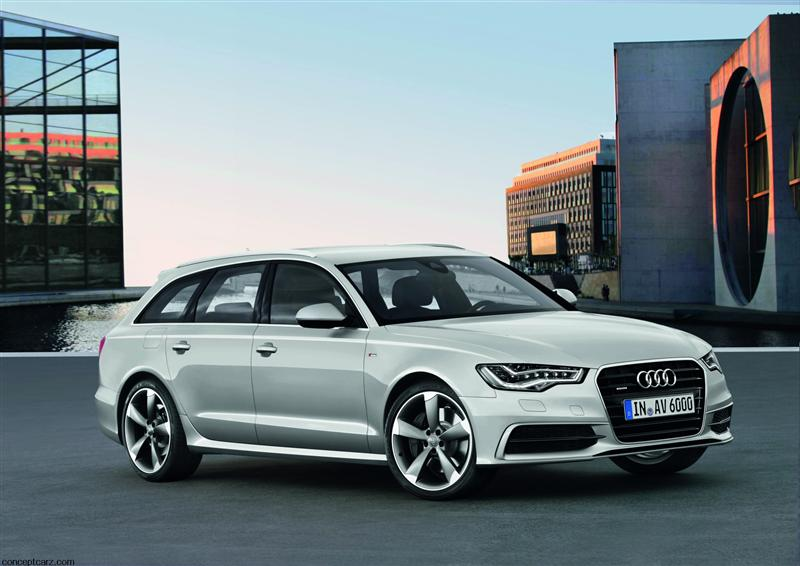 Audi 6 Price >> 2012 Audi A6 Avant Image. Photo 59 of 59