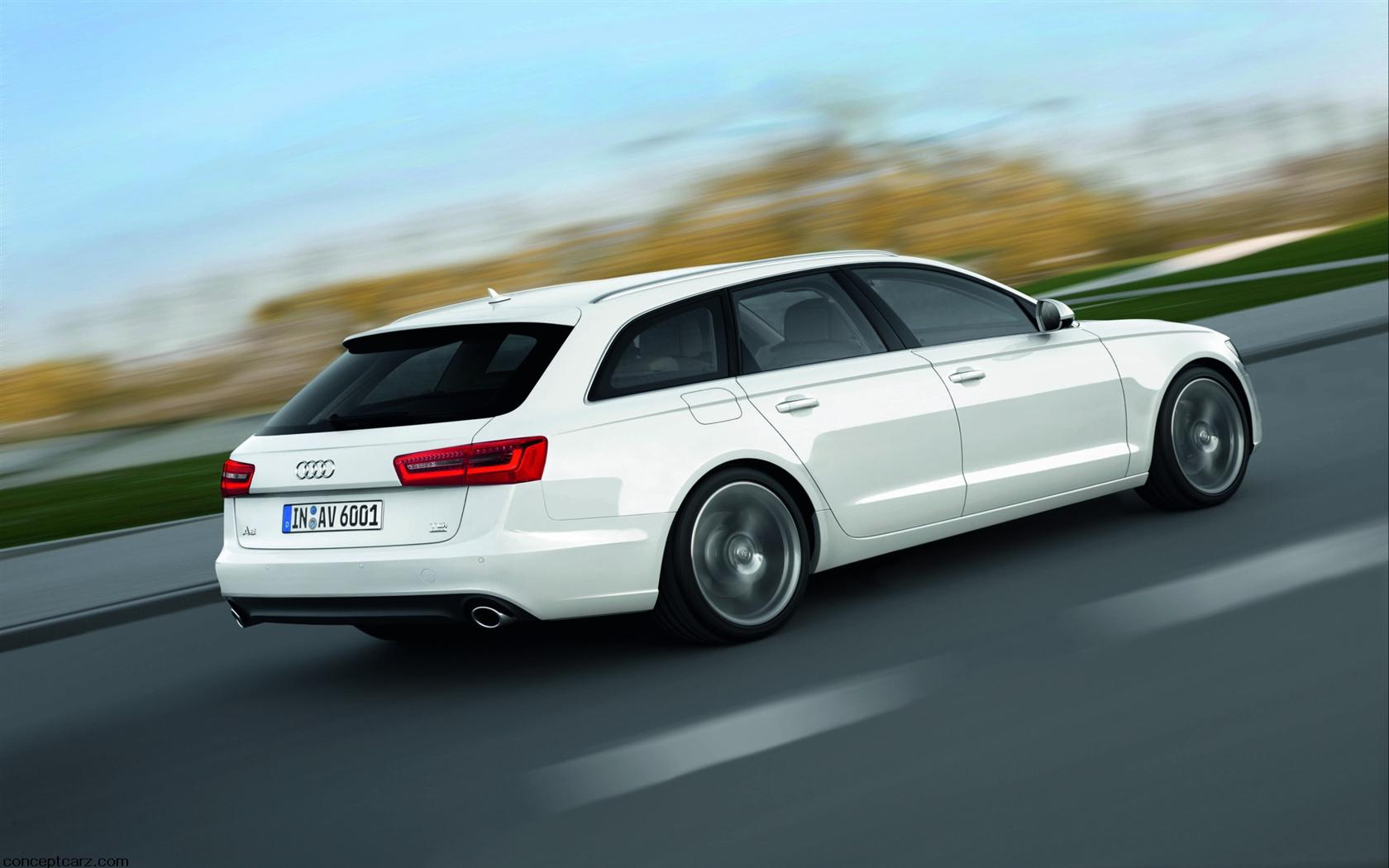2012 Audi A6 Avant
