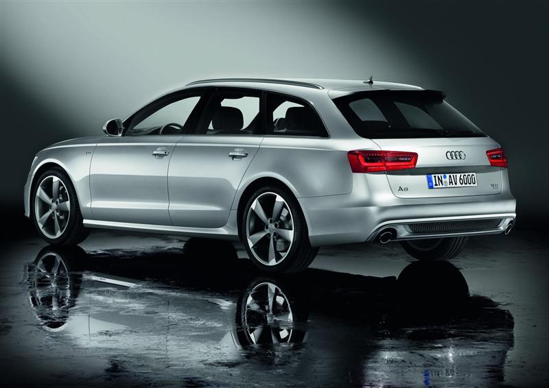 2012 Audi A6 Avant Image Photo 27 Of 59