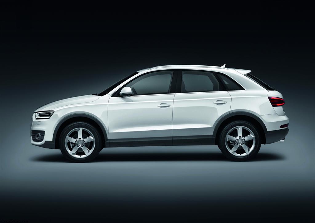 Audi Q Conceptcarzcom - Audi r8 suv price