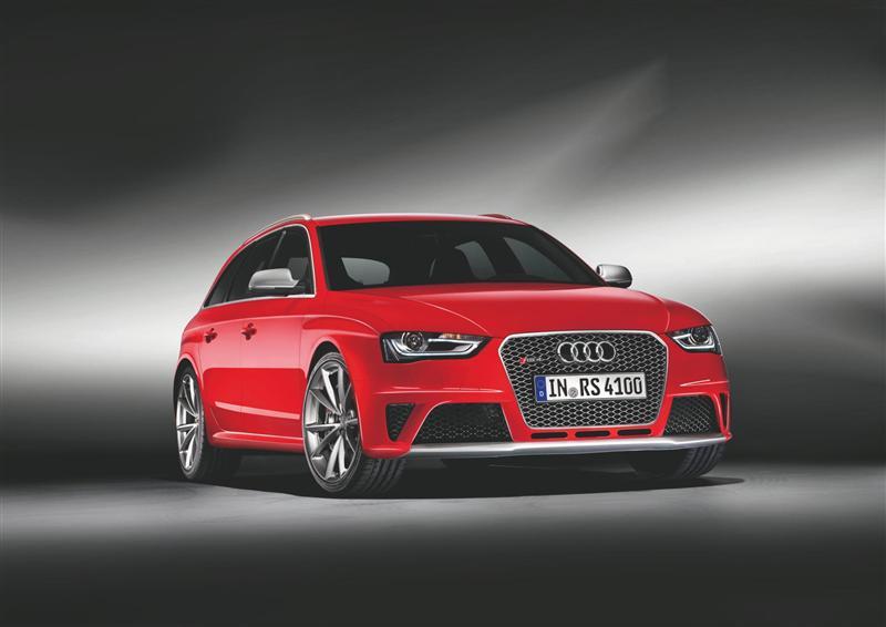 2012 Audi RS 4 Avant