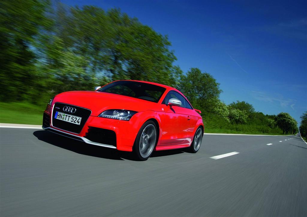 2012 Audi Tt Rs Image Photo 17 Of 49