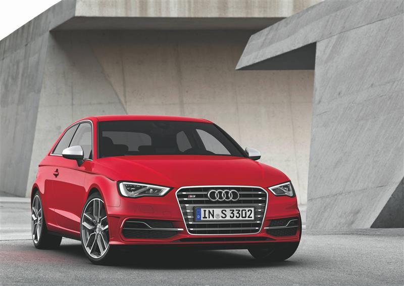 2013 Audi S3