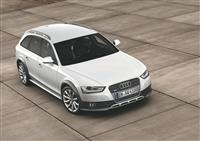 Audi A4 Allroad Quattro Monthly Vehicle Sales