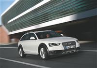 2013 Audi A4 Allroad Quattro