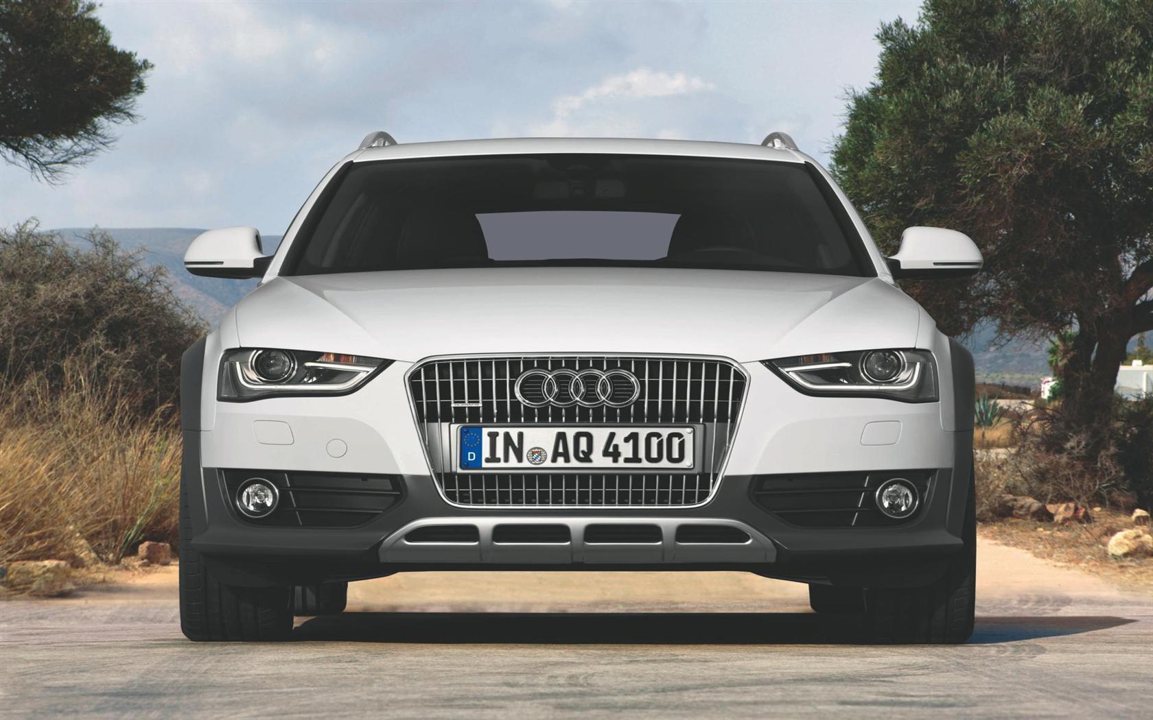 2013 Audi A4 Allroad Quattro Image. Photo 34 of 35