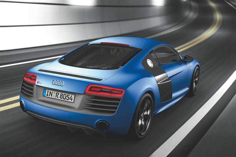 2013 Audi R8 V10 Plus Image Photo 4 Of 8