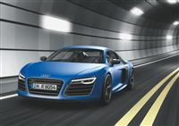 2013 Audi R8 V10 Plus image.
