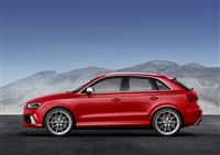 Audi RS Q3 Monthly Vehicle Sales