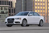 Audi A4 Monthly Sales