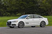 Audi A6 Monthly Sales