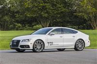 Audi A7 Monthly Vehicle Sales