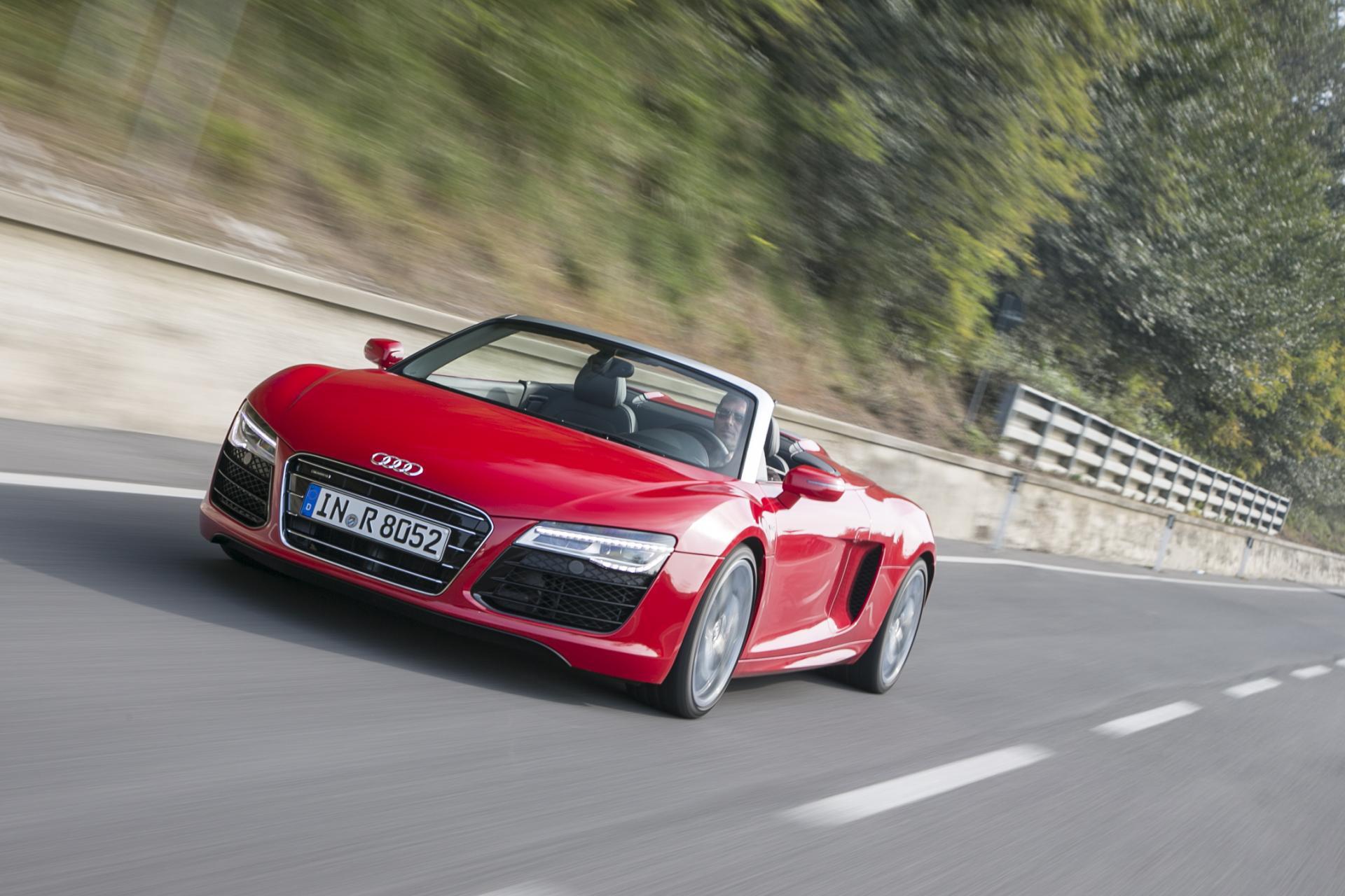2014 Audi R8 Spyder V10 News And Information Com