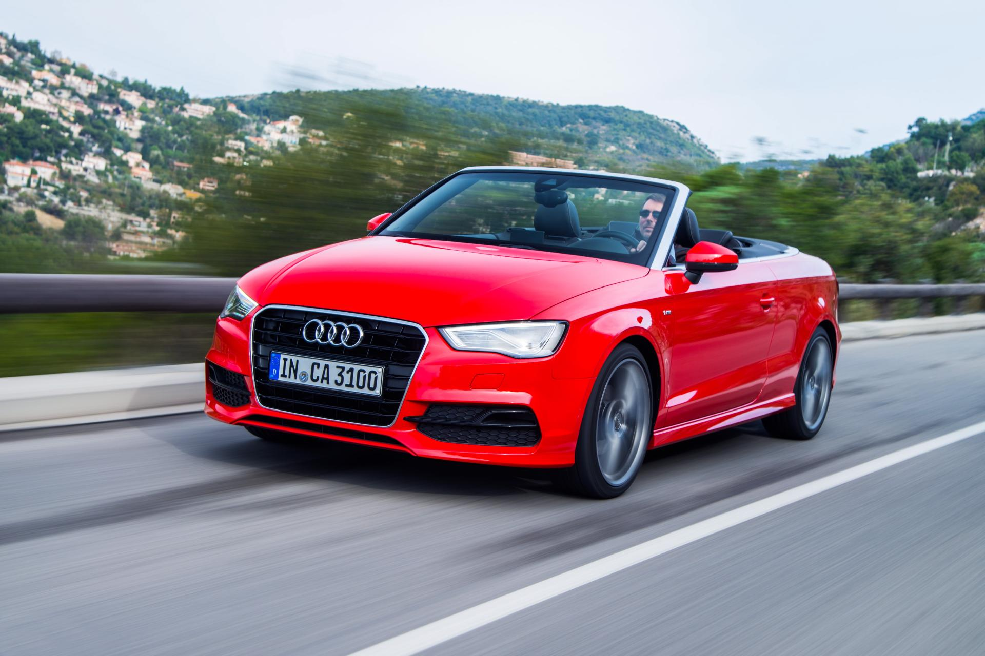 2015 Audi A3 Cabriolet News And Information