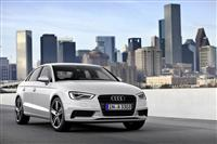 Audi A3 Monthly Vehicle Sales