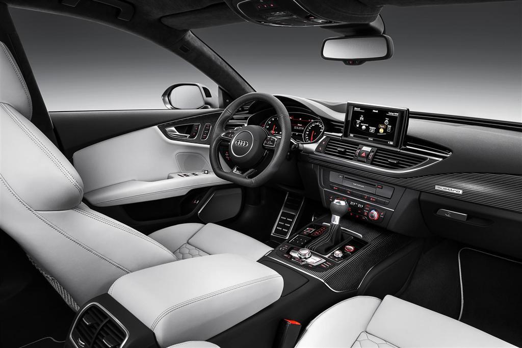 2015 Audi RS 7 Sportback