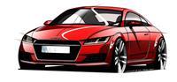 2015 Audi TT image.