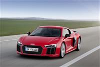 2016 Audi R8 V10 plus image.