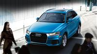 Audi Q3 Monthly Sales