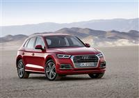 Audi Q5 Monthly Sales