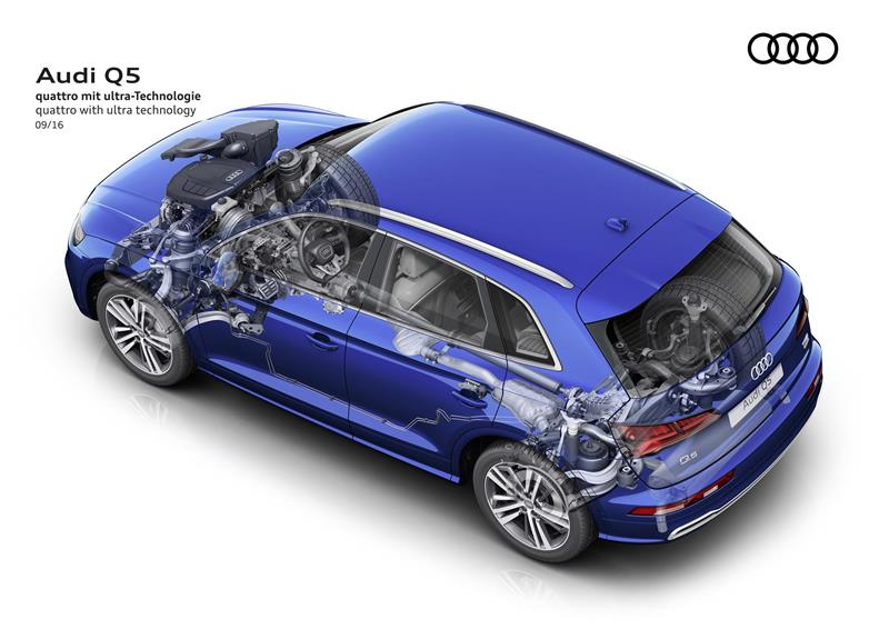 2018 Audi Q5 Image Photo 14 Of 31