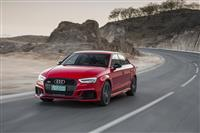 2018 Audi RS 3 image.