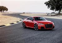 2018 Audi TT RS image.