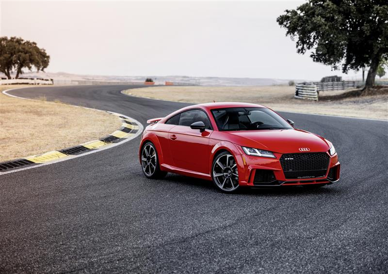 2018 Audi Tt Rs News And Information Conceptcarz
