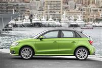2018 Audi A1 image.
