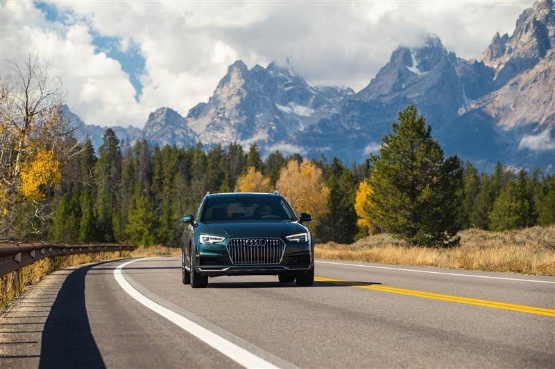 2018 Audi A4 Allroad Image Photo 13 Of 30