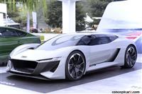 2018 Audi PB 18 e-tron Concept